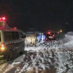 Forțele de apărare au fost mobilizate în urma ninsorilor abundente care s-au abătut săptămâna aceasta în Japonia, pentru a ajuta peste 1.000 de oameni blocați cu mașinile pe o autostradă situată la nord de Tokyo, relatează CNN.